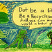 don't be a litter bug