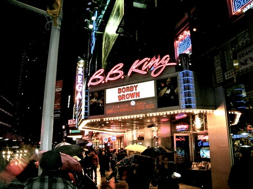 Bobby Brown @ BB King NYC