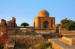 Makli - 3 (Irfan Mirza) Tags: pakistan graveyard graves sindh irfan mirza thatha sialkot saghir makli irrfan