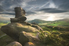 Take a View 2009 (gms) Tags: england rock climb peakdistrict roaches takeaview landscapephotographeroftheyear