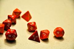 1d20 (wepalm92) Tags: dice nikon dragons d8 d100 dd 2009 dungeons d12 d20 d6 d4 d10 d90
