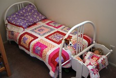 Princess Quilt in Action