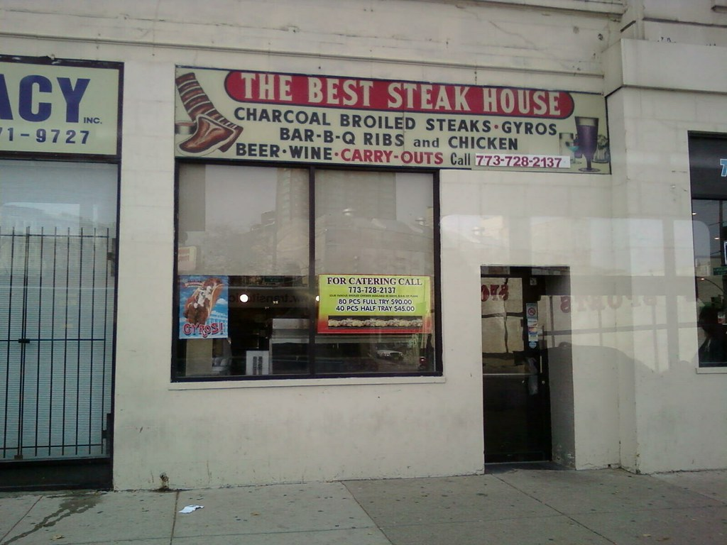 The Best Steak House