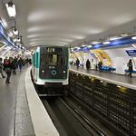 Estação Denfert Rochereau - Denfert Rochereau Station