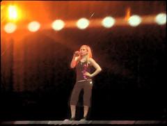 Avril Lavigne in concert - Cardiff CIA (robynj0r) Tags: cia cardiff avril lavigne