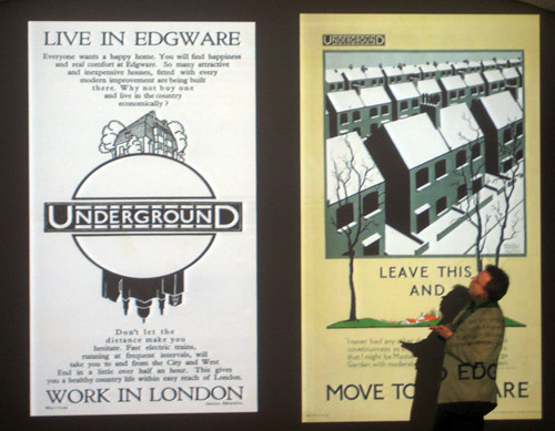 Live in Edgware posters