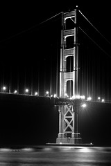 San Francisco's own Golden Gate Bridge (. : Jonathan Fiamor : .) Tags: bridge wedding portrait white macro canon stars lights golden harbor is gate san francisco long exposure photographer jonathan mark 100mm ii 5d else usm everything f28 blach fiamor wwwfiamorcom
