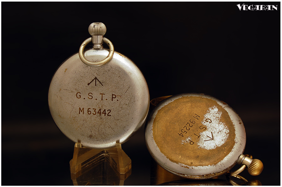 GSTP pocket watches from WWII...( Pics ) 4120772788_878e890225_o
