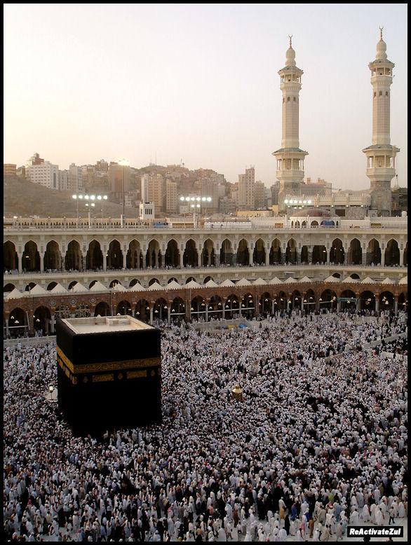 Kaabah Masjidil Haram Mekah 1