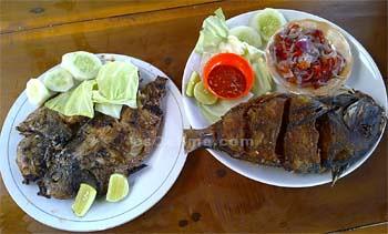 Lesehan Ikan Bakar Lovina