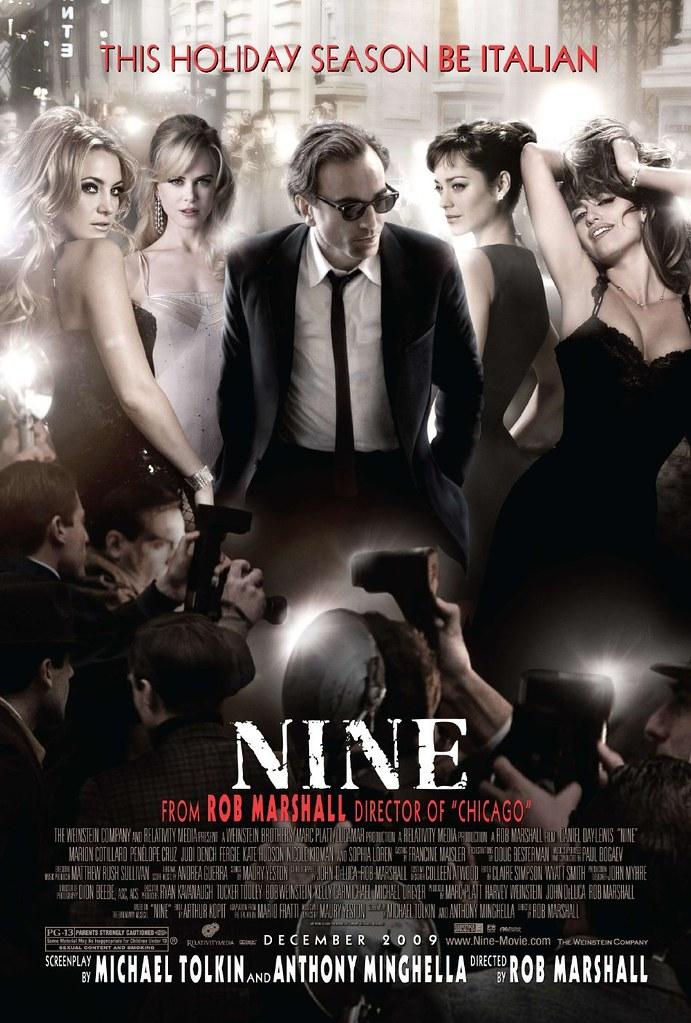 posters de película NINE NUEVE 2