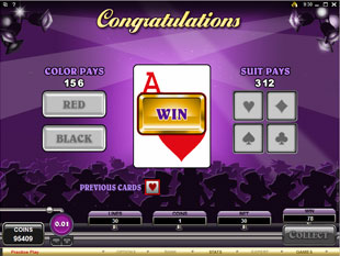 free The Rat Pack gamble bonus game