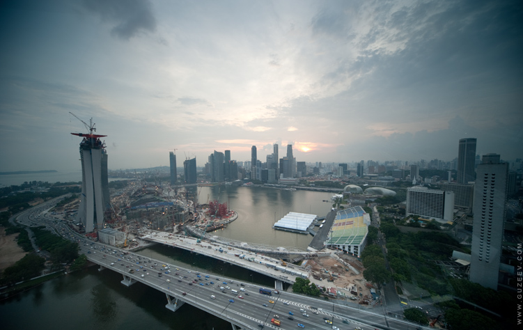 Сингапур транзитом. 21-24.10.2009