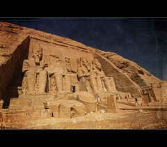 Abu Simbel - Temple of Ramesses II ([Jezza]) Tags: desert egypt nile aswan pharoah abusimbel nubian nefertari ramessestemple