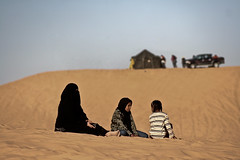 Nearby Ghadamis ( ) Tags: africa me south north hijab east middle niqab libya lybia libyan ghadames libia libye   libyen fezzan       familygetty2010