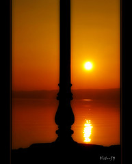 SILHOUETTE (sirVictor59) Tags: sunset italy silhouette italia tramonto nikond70 viterbo bolsena lazio sirvictor59 saariysqualitypictures theoriginalgoldseal