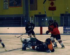Varsity Hockey Practice December 8th