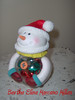 frasco nieve 1 copy (Bertha Elina Marcano) Tags: en navidad pasta masa francesa flexible fria porcelana porcelanicron felxible
