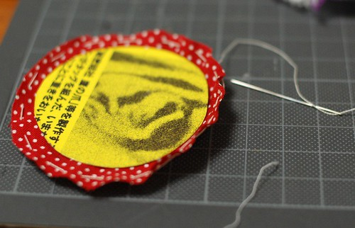 How to make a hana coaster 3