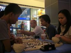 PGA @ Dec 2009 OGM (michaelgalero) Tags: open baduk go sm gaming players boardgame pga meet association weiqi philippine marikina ogm