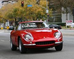 "Ferrari 275 GTB ""Long Nose"" (Have Fun SVO) Tags: auto show ca red classic car vintage nose la italian long ferrari  coches gtb 275 woodlandhills wheelbase 275gtb  motor4toys"