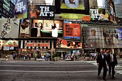 One Half Admiring Jay-Z (Ken Yuel) Tags: nyc music ny neon manhattan broadway timesquare beatles jayz johnlennon ringo midtownmanhattan anawesomeshot digitalagent kenyuel