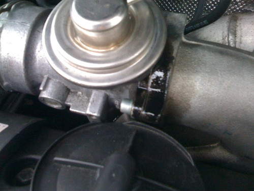 Oil from between EGR/Intake Manifold - TDIClub Forums