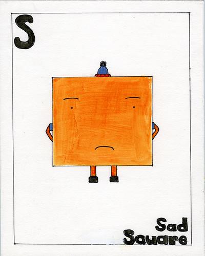 Sad Square