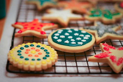 Drop In and Decorate Cookie