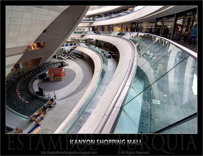 Centro Comercial Kanyon Estambul - 7