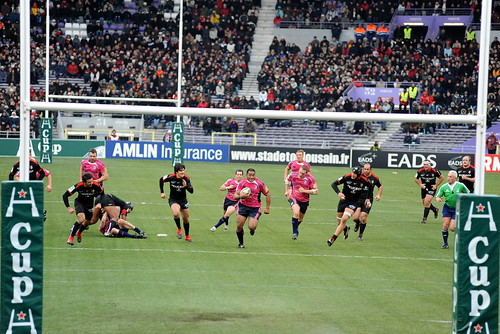 Toulouse - Cardiff (23 - 7)