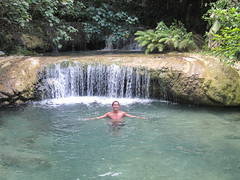Natural Pool of Spring Water