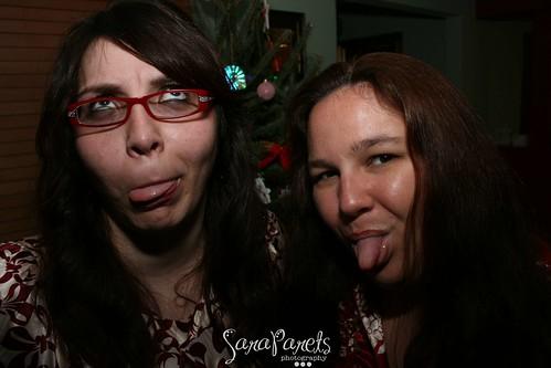 Anna and I