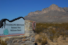 Guadalupe Mountains National Park, Williams Ranch