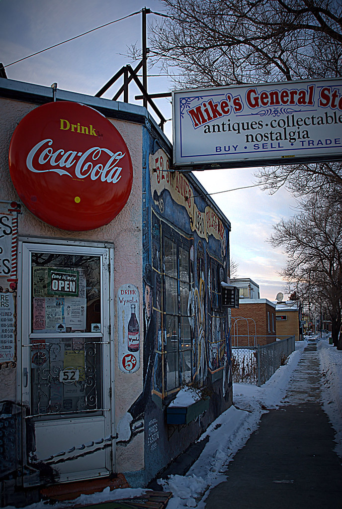 Mike's General Store