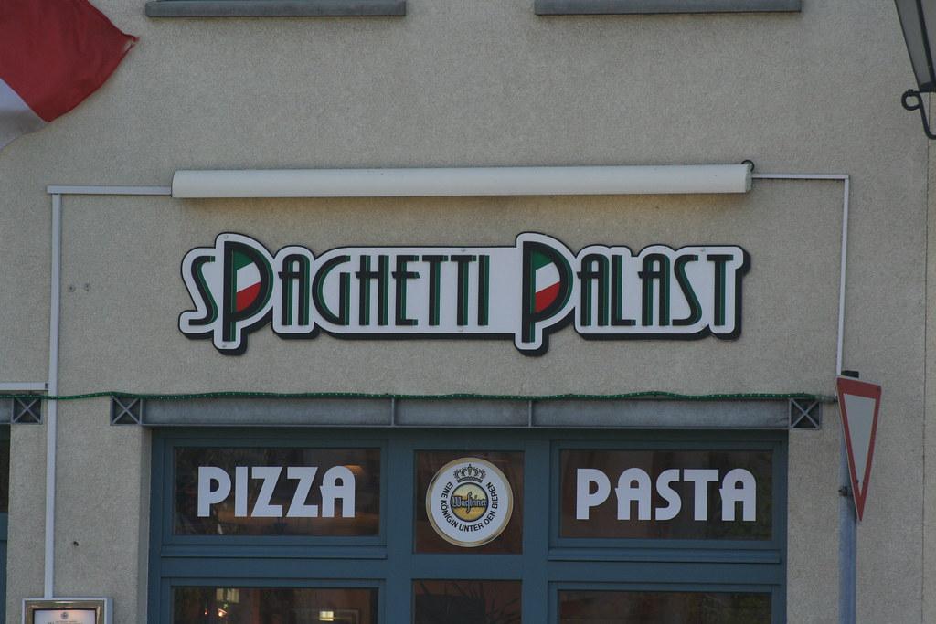 Spaghetti-palads