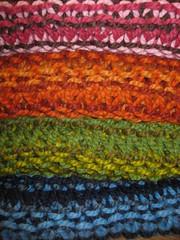 Knitting - Pattern Reading - Bernat Knit-Along