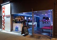 KARAOKE SHOUT-Store Front