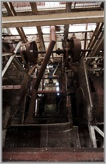 BOCM (Mexico75) Tags: england urban mill abandoned dark factory empty yorkshire leeds urbanexploration trespass exploration derelict dereliction ue chemicalplant urbex d90 bocm
