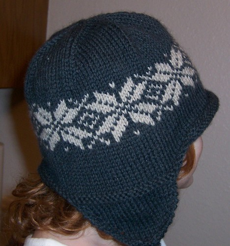 Boy Earflap hat