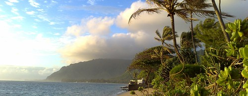 Oahu Sunrise: North Shore