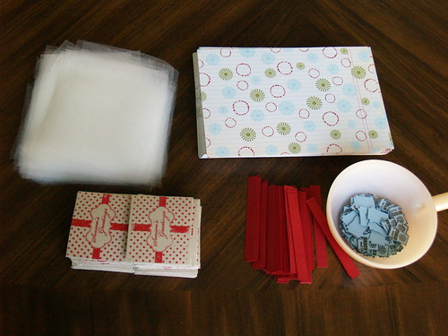 Chistmas Card Supplies