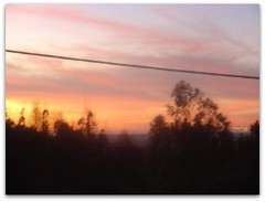 Coimbra - Pr-do-sol (mariag.) Tags: sunset sol portugal atardecer soleil flickr maria centro coucher 2009 coimbra picnik beira entardecer pr yourcountry