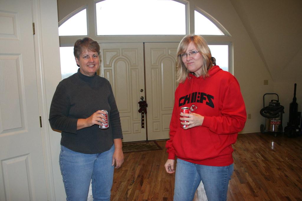 Nancy & Eileen