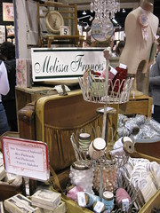 Melissa Frances Booth at the Craft Convention