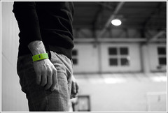 It's too late () Tags: bw verde green 35mm watch toolate orologio selectivecolor d60 nikond60 nikkonafsdx35mmf18g