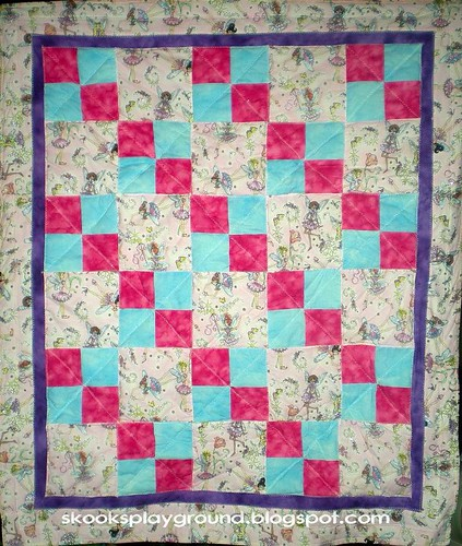 Pixie Dust Quilt - Quilts for Kids