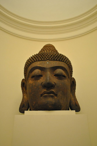 Buddha Head - Metropolitan Museum of Art - New York
