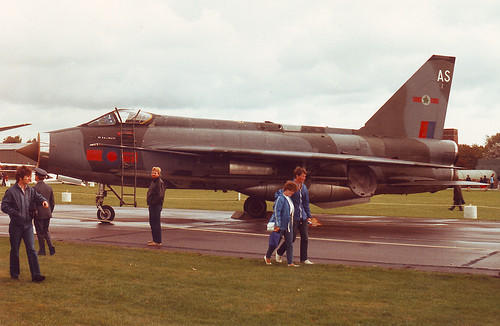 F.3 XR718 AS 5Sqdn St Athan 100983