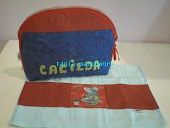 O outro lado..... (tania patchwork) Tags: patchwork toalhinha necessarie sunnbonet